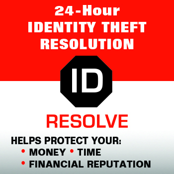 ID Resolve Square Banner